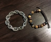 Two bracelets, $1/each in Chicago, Illinois