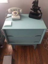 Kent Coffey end table - needs poly or wax. in Aurora, Illinois