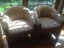 Pair of Club Chairs in Bartlett, Illinois