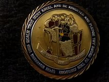 USAF 324th Training Squadron Challenge Coin 1.75 in Ramstein, Germany