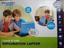 Discovery Toys Teach & Talk Exploration Laptop in Chicago, Illinois