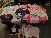 Size 3-6 month baby girl lot in Macon, Georgia