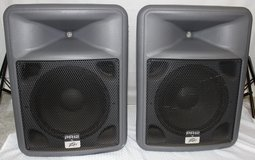 Two Peavey PR 12 400W Speakers in Clarksville, Tennessee