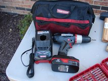 19.2 Volt Craftsman Drill in Camp Lejeune, North Carolina