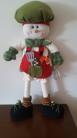 Snowman Chef in Joliet, Illinois