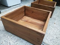 Storage Boxes or Garden Boxes in The Woodlands, Texas