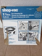 Shop-Vac Car Cleaning Accessory Pack in Okinawa, Japan