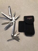 Leatherman Wave Tool with Case in Camp Lejeune, North Carolina
