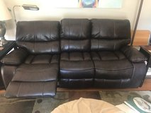 Brand New Couch and Matching Recliner in Bolingbrook, Illinois