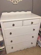 Antique 5 Draw Dresser in Conroe, Texas