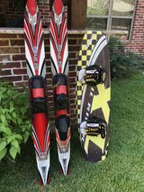 Water skis in Conroe, Texas