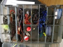 Fishing Lures with case! in Conroe, Texas