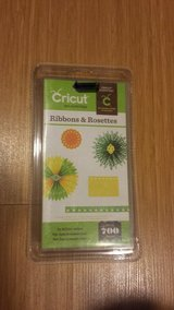 NEW!  Ribbons and Rosettes Cricut Cartridge in Bolingbrook, Illinois