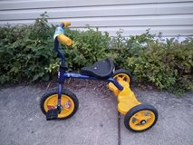 Tricycle in Aurora, Illinois