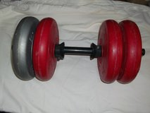 Orbatron Barbell Hand Set - 35.2 LBS in Alamogordo, New Mexico