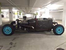 1930 Chevy rat rod in Naperville, Illinois