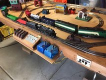 Vintage Lionel Train sets with Table in Orland Park, Illinois