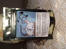 Earl Grey Lavender Black Tea New Foil Resealable Pouch in Houston, Texas
