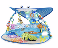 Finding Nemo Infant Activity Gym in Fort Lewis, Washington