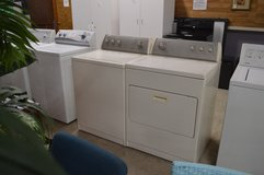 Whirlpool Washer & Dryer with warranty in Fort Lewis, Washington