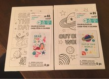 Color-In Puzzles in Shorewood, Illinois