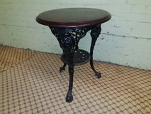 Pub Table with solid Top in Lakenheath, UK