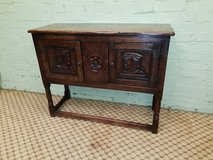 Carved Oak Sideboard others available free delivery in Lakenheath, UK