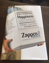 Delivering Happiness in Yorkville, Illinois