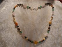 31 inch hand crafted beggar beads necklace in The Woodlands, Texas