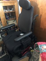 Jazzy J6 Power Chair - Never Used-Purchased for over $15,500 - Located near Blm/Normal in Peoria, Illinois