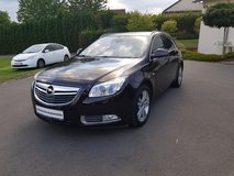 2012 Opel Insignia 2.0 CDTI SportsTourer 4x4 BITURBO*197PS*FULL OPTION*2 Years new inspection in Ramstein, Germany