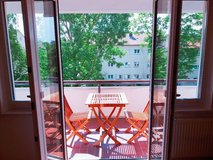 S- Degerloch beautiful 2 BR fully furnished apartment- 4 km to Kelley in Stuttgart, GE