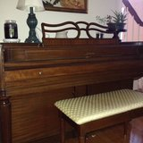 Baldwin Acrosonic Piano, Excellent condition, plays well in Glendale Heights, Illinois