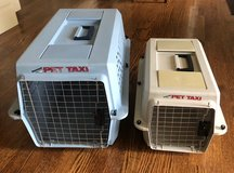 Two Petmate Pet Taxis in Bartlett, Illinois
