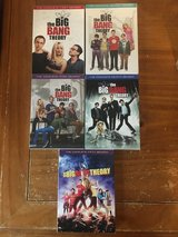 The Big Bang Theory - First 5 Seasons! in Naperville, Illinois