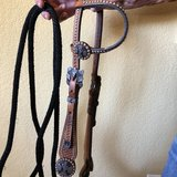 Headstall, Cowpersons in Yucca Valley, California