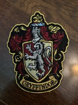 NWT Gryffindor Patch in Beaufort, South Carolina
