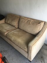 Sofa Couch Bassett Furniture FREE in Wiesbaden, GE