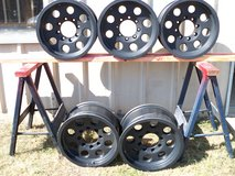 American Racing Mojave ATX 17 x 8 inch wheels for a 1999 2000 2001 2002 2003 2004 Super Duty,Exc... in Spring, Texas