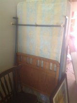 Twin bed with Mattress/box spring in Bartlett, Illinois