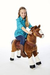 PonyRider Plush Ride-On Toy Pony with Gallop and Go Action in Bartlett, Illinois