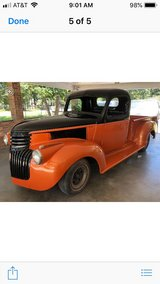 1946 custom Chevy Truck in Kingwood, Texas