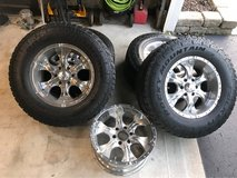 """18"""" Rims and tires in Naperville, Illinois"""