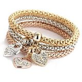 CLEARANCE ***BRAND NEW***Three Tone Bracelet Set*** in The Woodlands, Texas