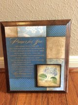 CLEARANCE ****BRAND NEW***I Said A Prayer For You Today Plaque*** in Kingwood, Texas