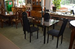 Table & 4 chairs  MADE IN USA in Tacoma, Washington