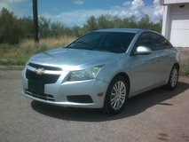 2011 CHEVROLET CRUZE ECO in Alamogordo, New Mexico