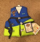 Stearns youth life vest in Fort Leonard Wood, Missouri