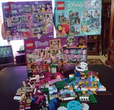 FRIENDS LEGO SETS AND LITTLE MERMAID SET in Chicago, Illinois