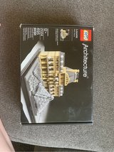 The Louvre Lego Architecture Set in Clarksville, Tennessee